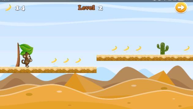 Jumpy Monkey apk screenshot