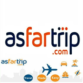 Asfartrip-Flight Hotels Cars Insurance Bookings icon
