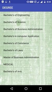Solapur Colleges apk screenshot