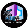 3Dpapermodel 圖標