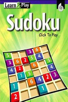Just Sudoku poster