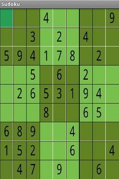Just Sudoku screenshot 1