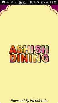 Ashish Dining poster