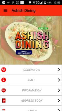 Ashish Dining screenshot 1