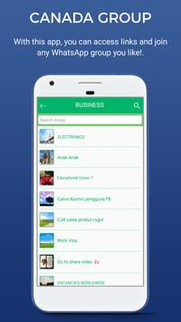 Groups Links Canada For WhatsUp for Android - APK Download