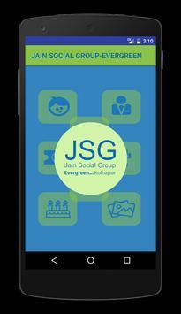 JSG-EVERGREEN poster