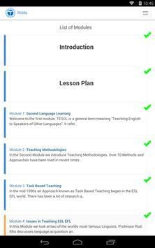 TESOL Certification Course screenshot 3