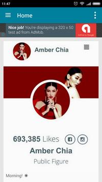 Amber Chia poster