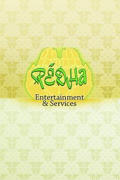 Redha Entertainment poster
