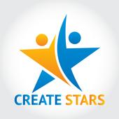 Create Stars icon