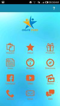 Create Stars apk screenshot