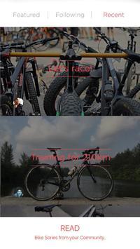 Bicycl - Ride your Story apk screenshot