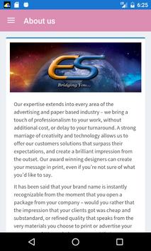 ES Advertisement apk screenshot