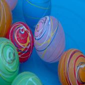 Rustle balloons icon
