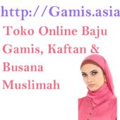 Toko Online Baju Gamis Terbaru icon