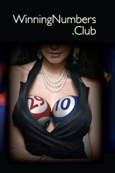 Winning Numbers Club - Lotto poster