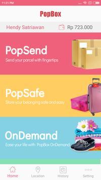 PopBox poster