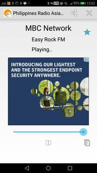 Philippines Radio - Asia Radio screenshot 1