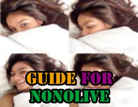 Streaming NONOLIVE : GUIDE apk screenshot