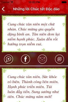 SMS Tết 2016 screenshot 1