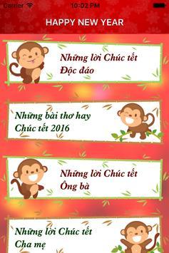 SMS Tết 2016 screenshot 2