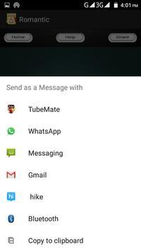 Shayari 2 WhatsApp apk screenshot