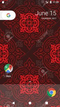 Asian Pattern HD FREE Wallpaper screenshot 7