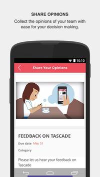 Tascade apk screenshot