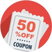 Coupons for Walmart icon