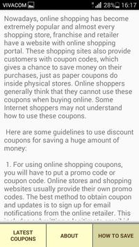 Coupons for Walmart screenshot 2