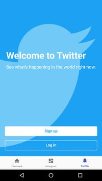 SocialMe screenshot 2