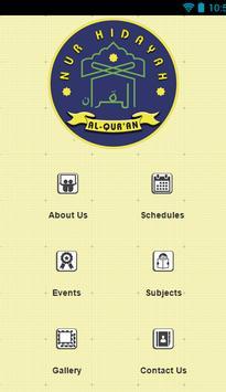 Nur Hidayah Al-Quran poster