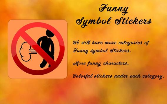 Funny Symbols Stickers Apk Download Free Social App For Android