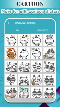 Stickers for Chat poster