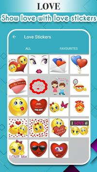 Stickers for Chat screenshot 2