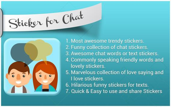 Stickers for Chat screenshot 6