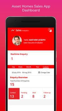 Asset Sales Analytics apk screenshot