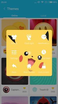 Assistive Touch Pokemon Go screenshot 1