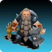 Dwarf Life 3D (Unreleased) icon