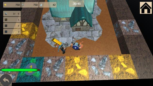 Dwarf Life 3D (Unreleased) apk screenshot