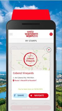 Wiener Weinwandertag poster