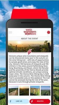 Wiener Weinwandertag screenshot 2