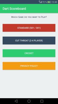 180 - Dart Scoreboard poster