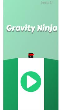 Gravity Ninja poster