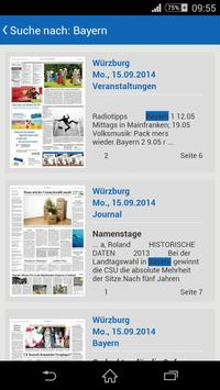 Main-Post ePaper apk screenshot