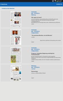 Main-Post ePaper apk screenshot