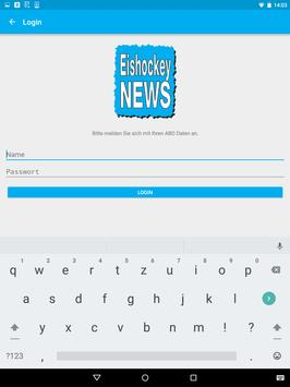 Eishockey News apk screenshot