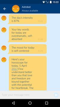 AstroChat apk screenshot