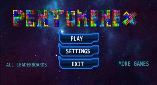 Pentominix 3D apk screenshot