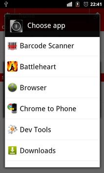 StartApp plugin for Smart Phon screenshot 1